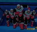 Aggrebots