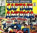 Captain America Annual Vol 1