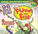 Phineas and Ferb magazine issues