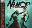 Namor: The First Mutant Vol 1 4