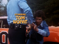 Tom Wopat - Title Card