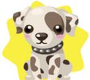 Dalmatian Plushie