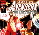 Avengers: The Initiative Special Vol 1 1