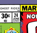 Ghost Rider Vol 2 24/Images