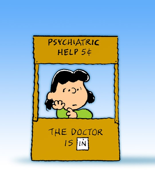 Lucy S Psychiatry Booth Peanuts Wiki