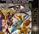 Marvel: Heroes & Legends Vol 1 1