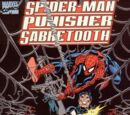Spider-Man Punisher Sabretooth Designer Genes Vol 1