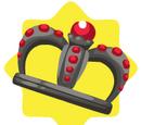 Black Cute Crown