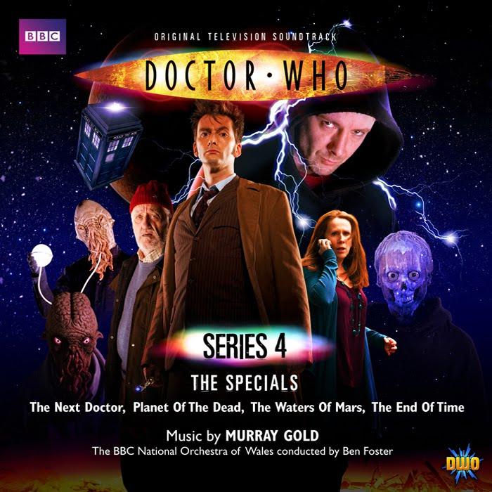 Doctor Who: Original Television Soundtrack: Series 4