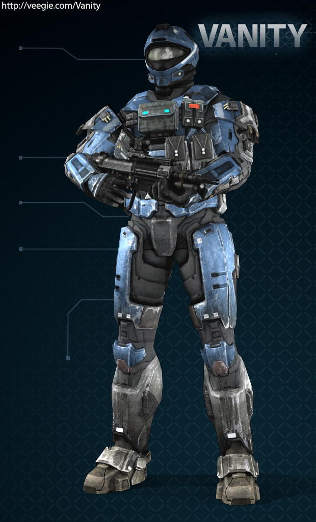 MJOLNIR Powered Assault Armor/R variant - Halo Nation ...