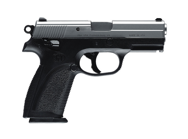 FN FNP - Gun Wiki