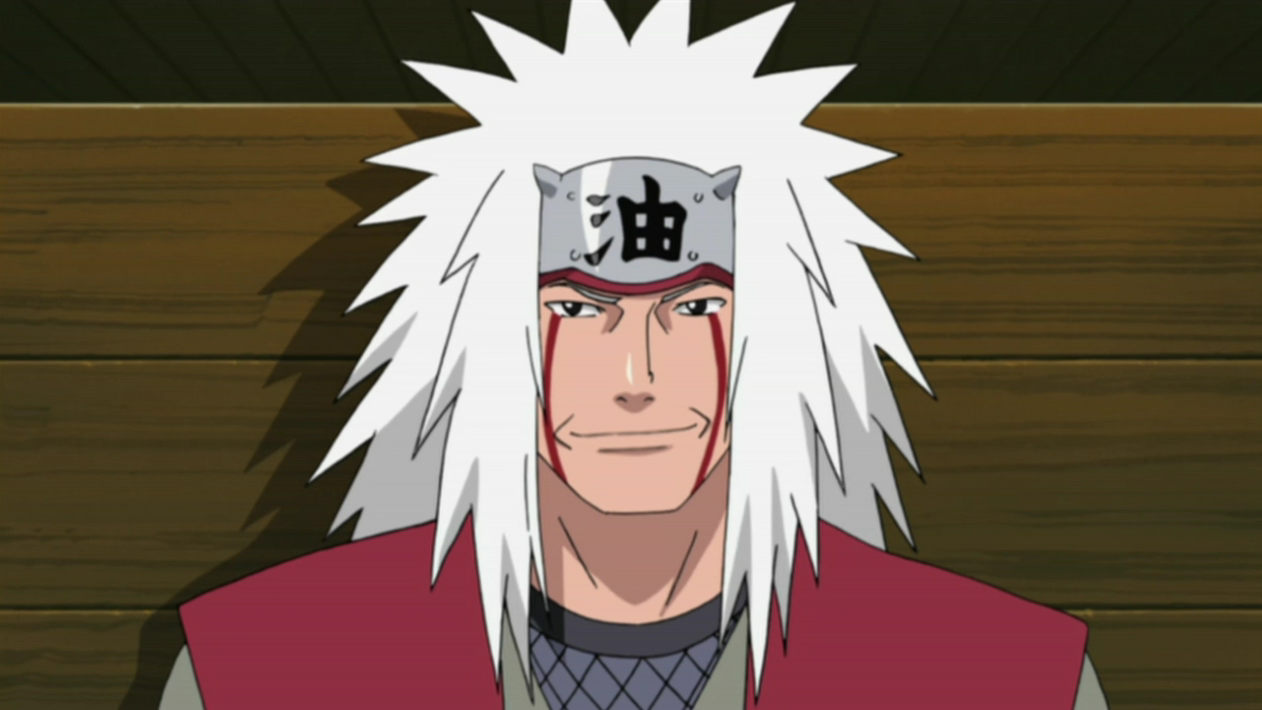 Jiraiya - Naruto and Bleach Wiki