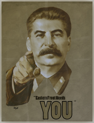 We Want You The Russian 32
