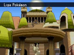 Liga Pokémon de Teselia NB