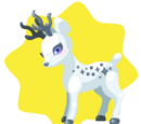 Baby Reindeer Figurine