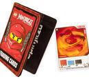 853114 Ninjago Trading Card Holder
