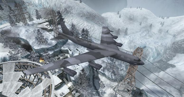 B-52 Stratofortress  B 52 Stratofortress Carpet Bombing