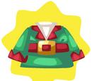 Cute Elf Boy Top