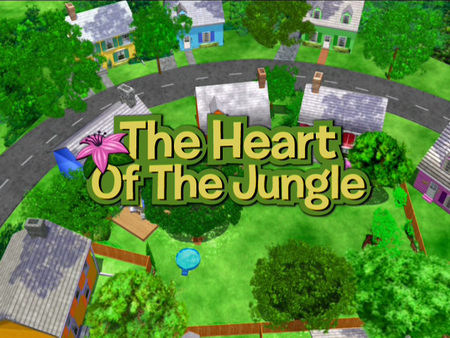 The Heart Of The Jungle - The Backyardigans Wiki