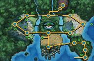Yaguruma Forest mapa