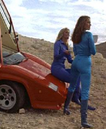 Image Catherine Bach Cannonball Run Ii 3 Png The