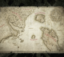 Mapa Świata Gothic