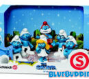 2011 Smurf figurines