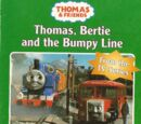 Thomas, Bertie and the Bumpy Line