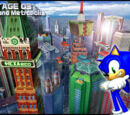 Sonic Heroes stages