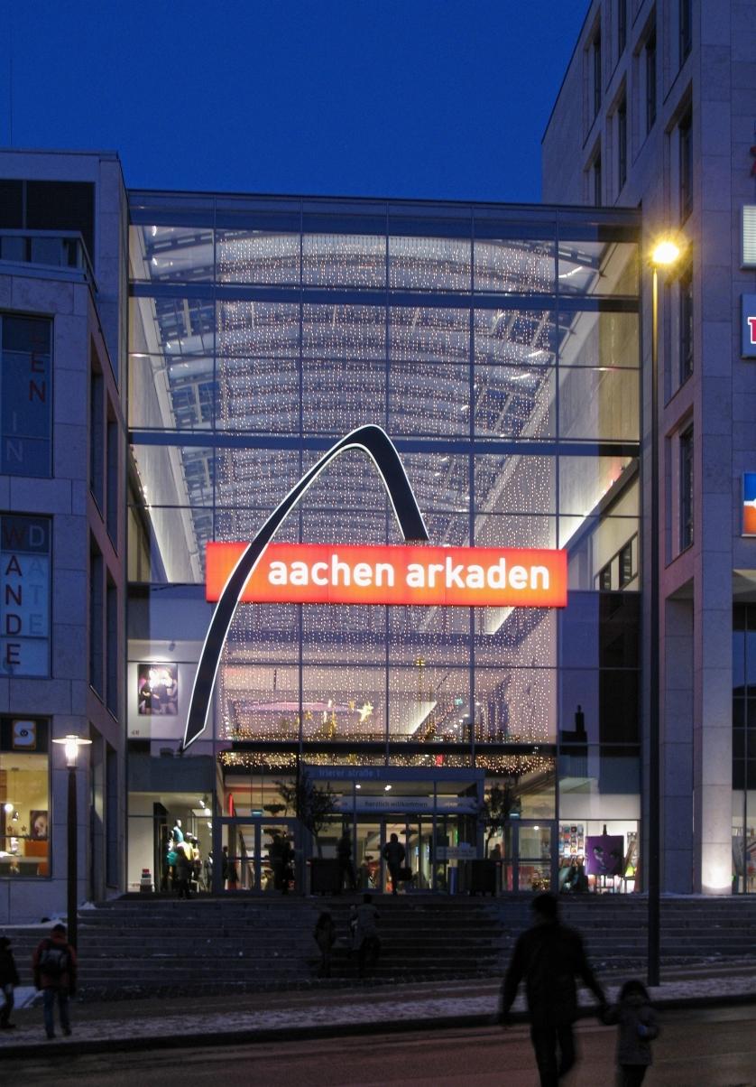 Aachen Offnungszeiten Geschafte