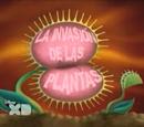 La invasion de las plantas