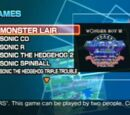 Sonic Gems Collection screenshots