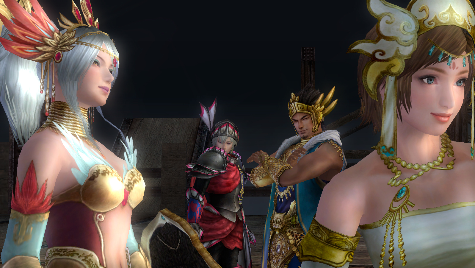 Warriors orochi 3 ultimate da ji hentai hentia galleries