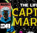 Life of Captain Marvel Vol 1