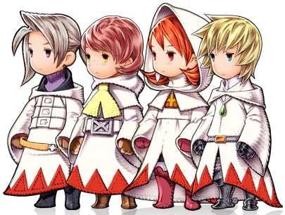 White Mage Sprite White Mages Are Casters Who