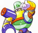 Mega Man 8 Robot Master Images