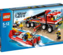 7213 Lego Off-Road Fire Truck & Fireboat