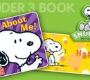 All About Me! book (Wendy's, 2011)