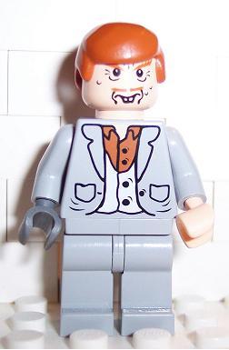 Peter Pettigrew - LEGO Minifigures - 13.8KB