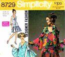 Simplicity 8729