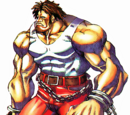 Final Fight 3 Character Images