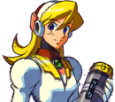 Mega Man X6 Character Images