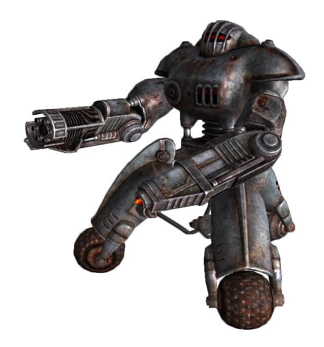 fallout 3 alien robots toy