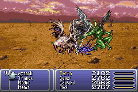 Enkidu being summoned gba