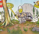 4133396 Adventurers Mini Comic Book 4