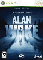 Alan wake cover