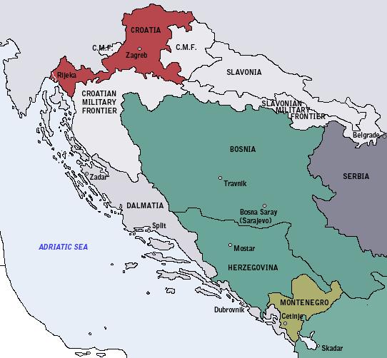 wiki croatia united states