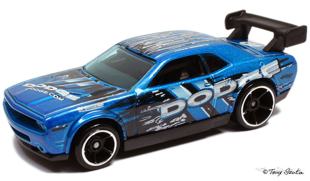 Dodge Challenger Drift Car - Hot Wheels Wiki
