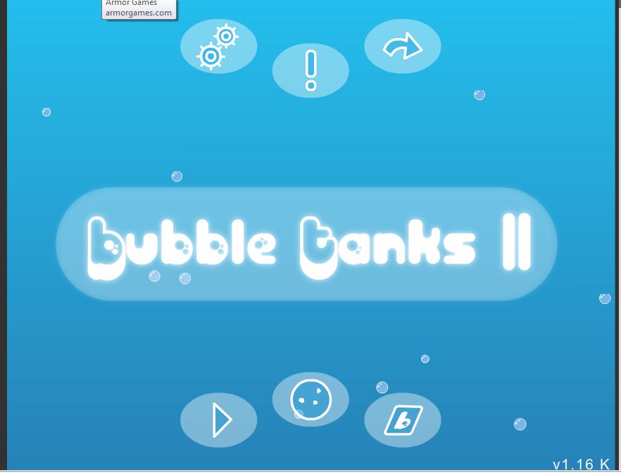 bubble tank 2