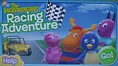 The Backyardigans Racing Adventure - The Backyardigans Wiki